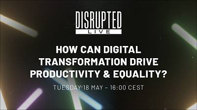 Euronews' Live Virtual Debate will put questions on digital transformation to some of the key thinkers and digital players in Europe.