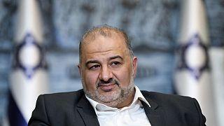 """زعيم حزب الحركة الإسلامية """"راعم"""" والقائمة العربية الموحدة منصور عباس"""