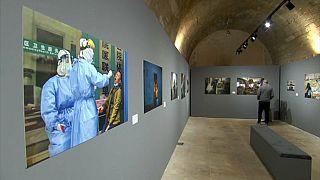 Sajtófotó kiállítás a járvány hatásairól Marokkóban