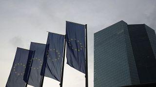 Avrupa Merkez Bankası binası