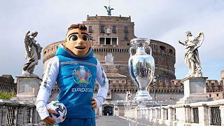 مسابقات یورو ۲۰۲۱ در ایتالیا و شهر رم آغاز خواهد شد