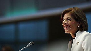 Η Επίτροπος Υγείας Στέλλα Κυριακίδου