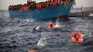 UN says 5 migrants drowned; over 700 intercepted off Libya