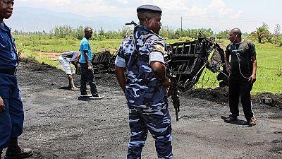 Burundi: At least 12 killed in roadside ambush