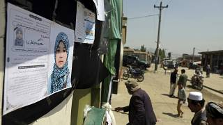 عکس یکی از دختران دانشآموز که روز شنبه در غرب کابل کشته شد