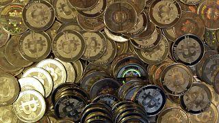 Sanal para birimi Bitcoin