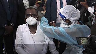 Madagascar : les premiers vaccins administrés