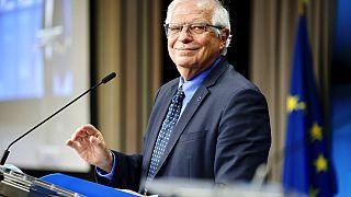 EU foreign affairs chief Josep Borrell