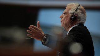 European foreign policy chief Josep Borrell
