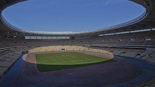 Estadio La Cartuja in Seville