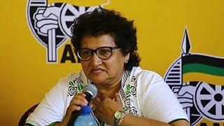 Afrique du Sud : une nouvelle secrétaire générale pour l'ANC