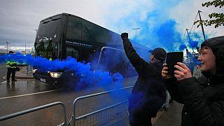 Manchester City Futbol Kulübü taraftarları