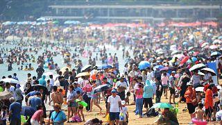 Çin nüfusu