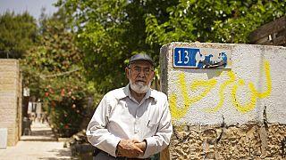 Nabil al-Kurd, uno de los vecinos de Jerusalén Este amenazado por un deshaucio forzoso