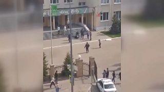 Atentado em escola de Kazan