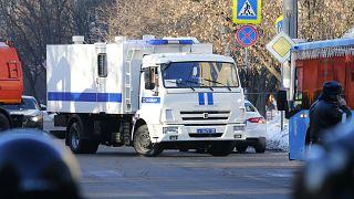 File photo - Russia police