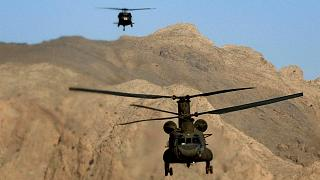 NATO is withdrawing from Afghanistan amid a worsening security situation in the country