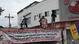 Puerto Resistencia, Cali (Colombia)