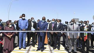 Southern African regions inaugurate milestone Kazungula Bridge!