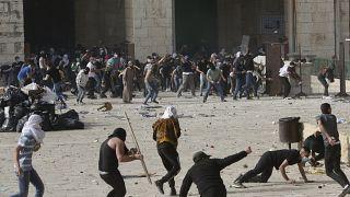 Escalade de violences sans fin à Jérusalem-Est