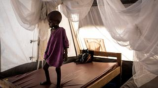 DR Congo: at the bedside of malnourished children in Kasai