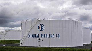 Colonial petrol ve gaz deposu