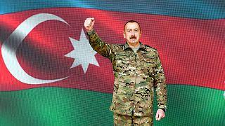 الهام علیاف، رئيس جمهوری کشور جمهوری آذربایجان