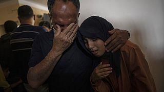 İsrail'in Mescid-i Aksa ve Doğu Kudüs'te Filistinlilere yönelik saldırıları sürüyor