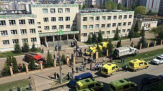 Μακελειό σε σχολείο στο Καζάν: Ψυχιατρική εξέταση για τον 19χρονο δράστη