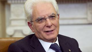 Sergio Mattarella has served as Italy's head of state since his election in 2015.