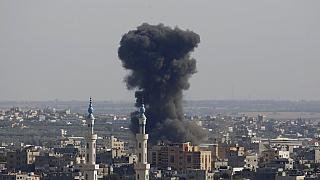 Con los bombardeos de Gaza por parte del Ejército israelí la escalada entra en una nueva fase.