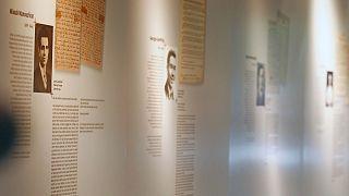 موزه مقاومت در مون والرین، حومه غرب پاریس