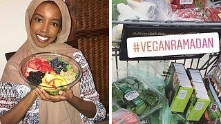 #veganramadan