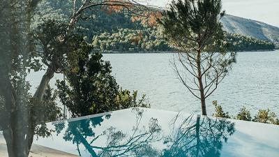 Maslinica Bay's elegant confines hold one of Croatia's most luxurious summer retreats