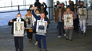 Families of the 10 victims celebrated on Tuesday as the coroner's verdicts were read out