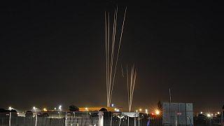Schwerste Raketenangriffe auf Tel Aviv seit Beginn des Nahostkonflikts