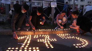 A lelőtt kazanyi diákokat gyászolja az egész világ