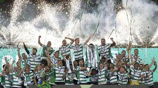 Sporting campeão de Portugal: a festa e o outro lado da festa