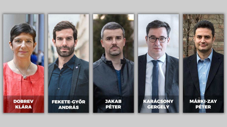 Az ellenzéki pártelnökök megállapodtak az előválasztás kulcskérdéseiben |  Euronews