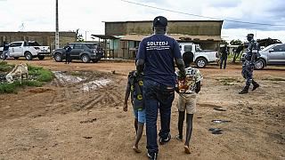 Ivorian police rescue 68 children being used on cocoa farms