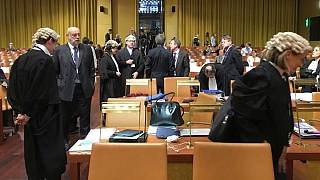 دیوان دادگستری اتحادیه اروپا(عکس آرشیوی)