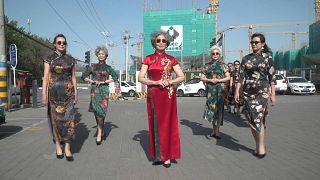 """سيدات """"إنفلونسر"""" في الصين لم يمنعهم التقدم في العمر من ضق طريقهن للشهرة"""