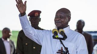 Uganda: President Museveni sworn in under tight security