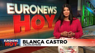 Euronews Hoy con Blanca Castro
