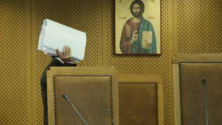 Φωτογραφία Αρχείου - Ελλάδα - δικαστήριο