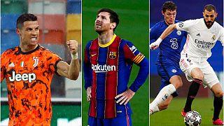 UEFA, Real Madrid, Barcelona ve Juventus kulüpleri hakkında soruşturma başlattı.