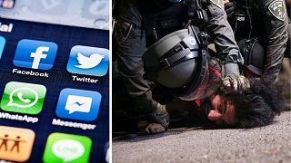 فلسطینیها میگویند در توییتر، اینستاگرام و فیسبوک سانسور شدهاند
