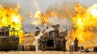 حمله اسرائیل به نوار غزه