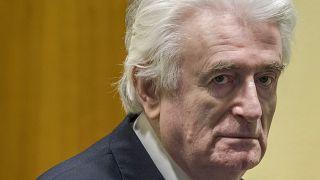 Eski Sırp lider Radovan Karadziç, soykırım ve savaş suçluları nedeniyle müebbet hapse mahkum edildi.