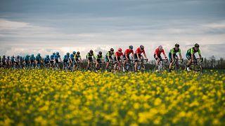 A Tour de Hongrie kerekesei a verseny első szakaszán